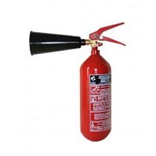 Огнетушитель углекислотный, ОУ-2 (ВВК-1,4)