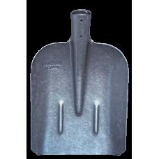 Лопата совкова з ребрами, рельсова сталь